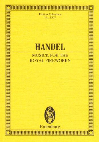 Händel, Georg Friederich - Feuerwerksmusik