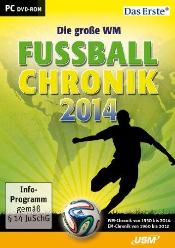 PC - Die große WM Fußballchronik 2014