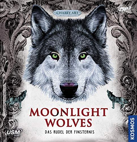 Art , Charly - Moonlight Wolfes 2: Das Rudel der Finsternis (mp3-CD)