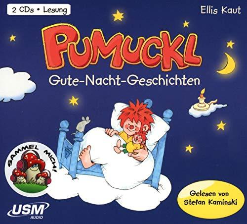 Kaut , Ellis - Pumuckl - Gute-Nacht-Geschichten (Gelesen von Stefan Kaminski)