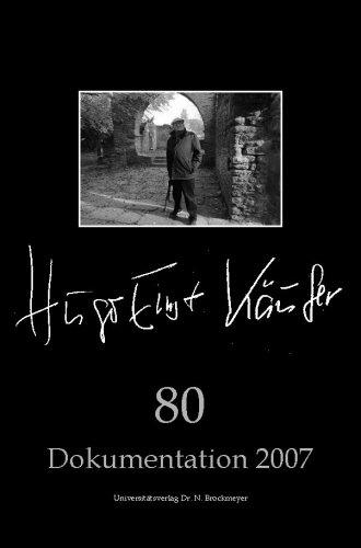 Brockmeyer, Norbert - Hugo Ernst Käufer 80