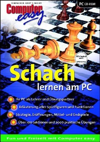PC - Schach lernen am PC - Fun und Freizeit mit Computer easy