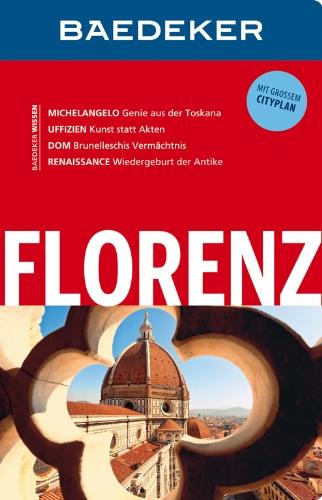 -- - Baedeker Reiseführer Florenz