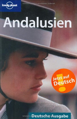 Noble, John / Forsyth, Susan / Maric, Vesna -  Lonely Planet: Andalusien