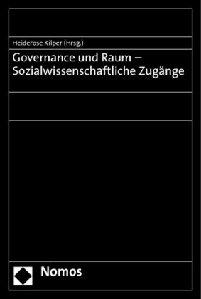 Kilper, Heiderose (HG) - Governance und Raum