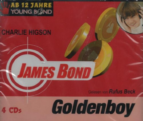 Higson , Charlie - James Bond - Goldenboy