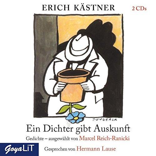 Kästner , Erich - Ein Dichter gibt Auskunft
