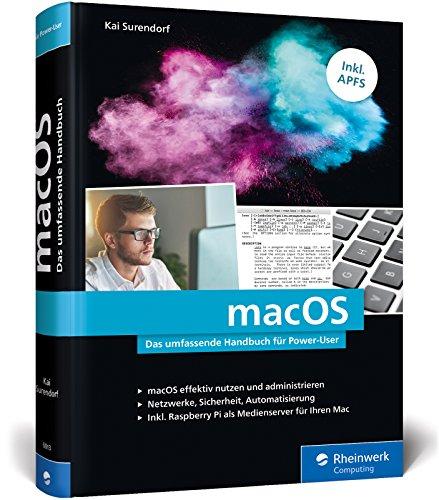 Surendorf, Kai - macOS - Das umfassende Handbuch für Power-User