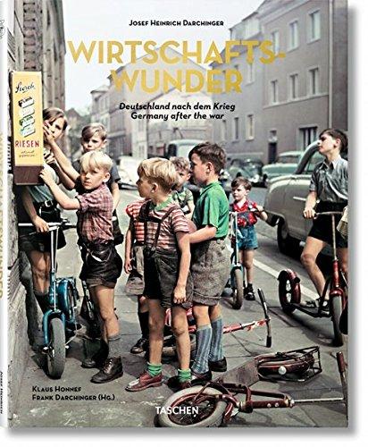 Darchinger, Frank (Hrsg.) / Honnef, Klaus - Wirtschaftswunder