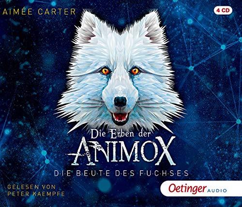 Carter , Aimee - Die Erben der Animox - Die Beute des Fuchses (peter Kaempfe)