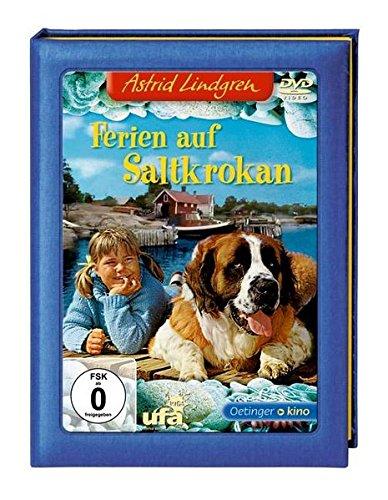 DVD - Ferien auf Saltrokan (Lindgren)