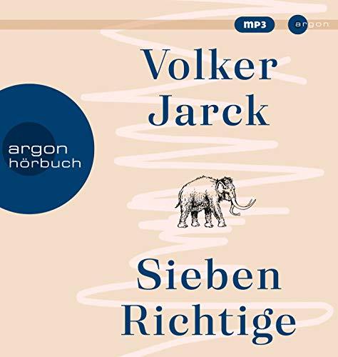Jarck , Volker - Sieben Richtige (Christoph Maria Herbst) (mp3 CD)