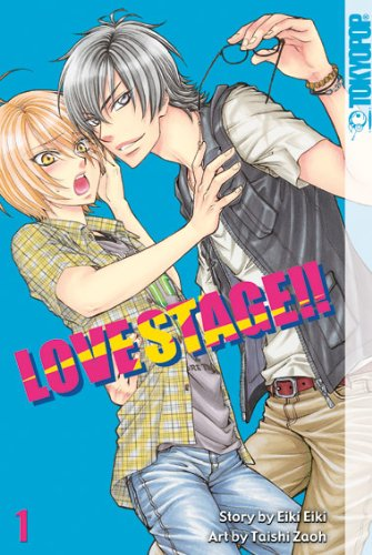 EIki, Eiki / Zaoh, Taishi - Love Stage!! 01