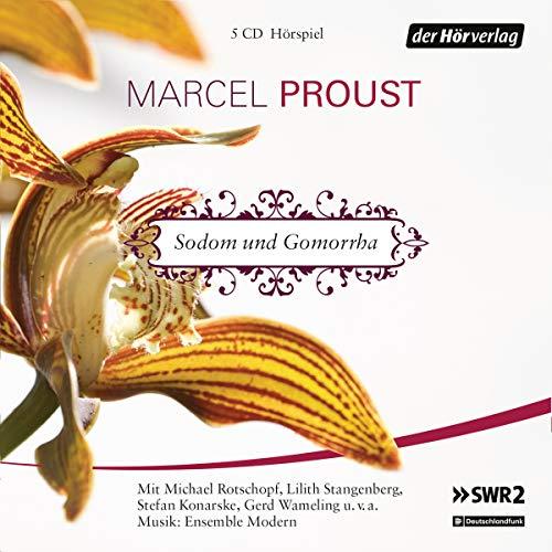 Proust , Marcel - Sodom und Gomorrha