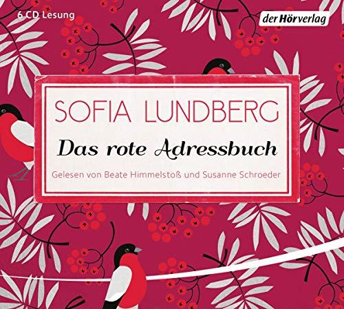 Lundberg , Sofia - Das rote Adressbuch