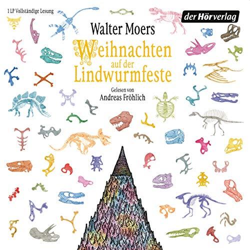 Moers , Walter - Weihnachten auf der Lindwurmfeste - Ein Mythenmetz-Hörbuch (Gelesen von Andreas Fröhlich) (Vinyl)