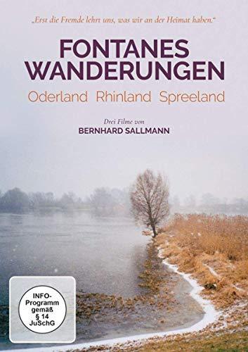 DVD - Fontanes Wanderungen: Oderland - Rhinland - Spreeland