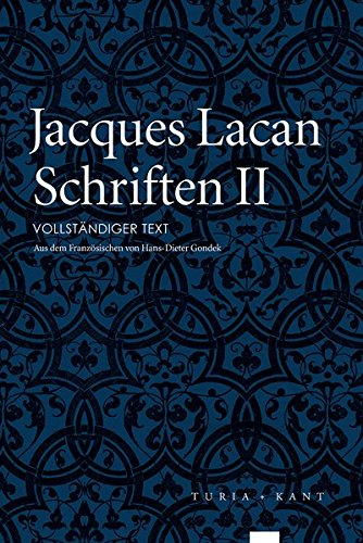 Lacan, Jaques - Schriften II: Vollständiger Text