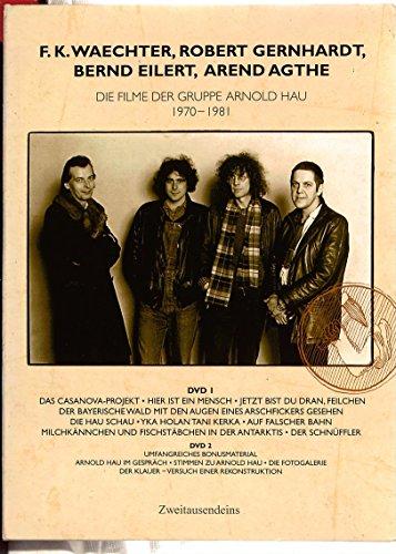 DVD - Die Filme der Gruppe Arnold Hau 1970 - 1981