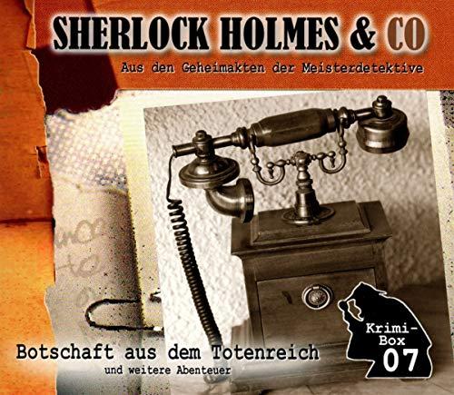 Sherlock Holmes & Co - Sherlock Holmes & Co-die Krimi Box 7 (3cd)