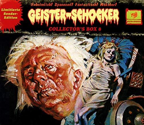 Geister-Schocker - Collector's Box 8