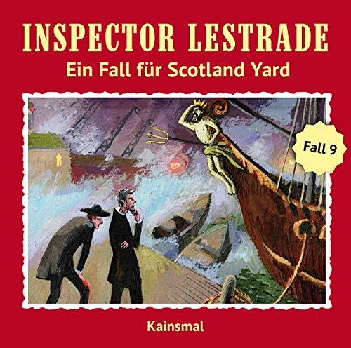 Inspector Lestrade - Ein Fall für Scotland Yard - Fall 9: Kainsmal