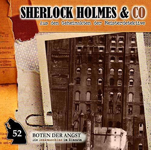 Sherlock & Co - 52 - Boten der Angst