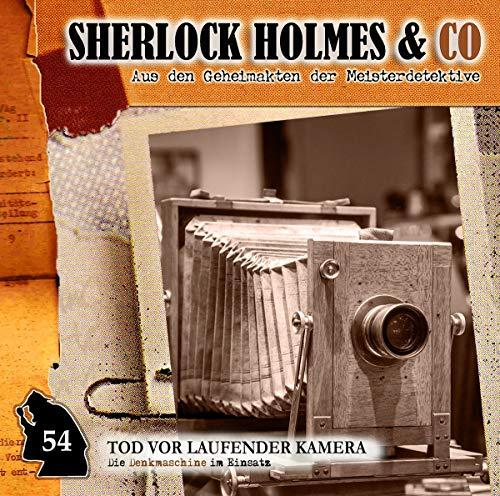 Sherlock Holmes & Co - 54 - Tod vor laufender Kamera