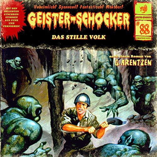Geister-Schocker - 88 - Das stille Volk