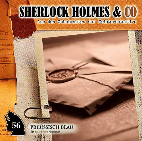 Sherlock Holmes & Co - 56 - Preussisch Blau