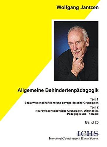Jantzen, Wolfgang - Allgemeine Behindertenpädagogik