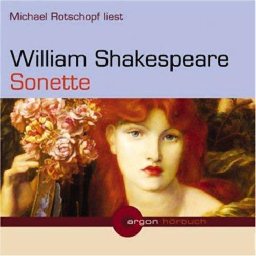 Shakespeare , William - Sonette
