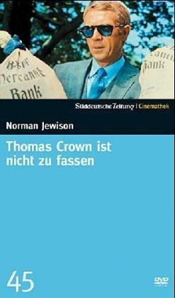 DVD - Thomas Crown ist nicht zu fassen (Süddeutsche Zeitung / Cinemathek 45)