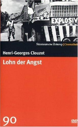 DVD - Lohn der Angst (Süddeutsche Zeitung / Cinemathek neue Lieblingsfilme 90)