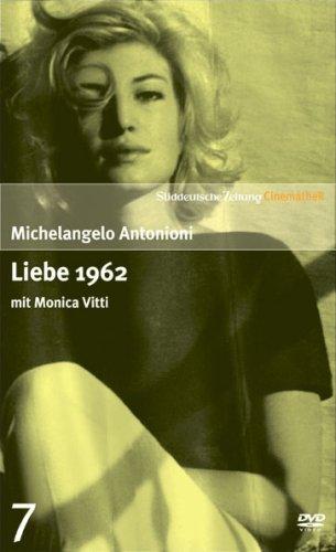 DVD - Liebe 1962 (Süddeutsche Zeitung / Cinemathek Traumfrauen 07)