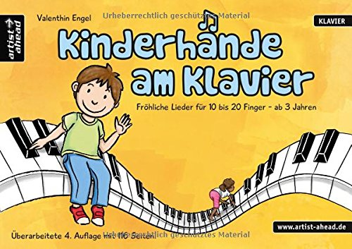 Engel, Valenthin - Kinderhände am Klavier