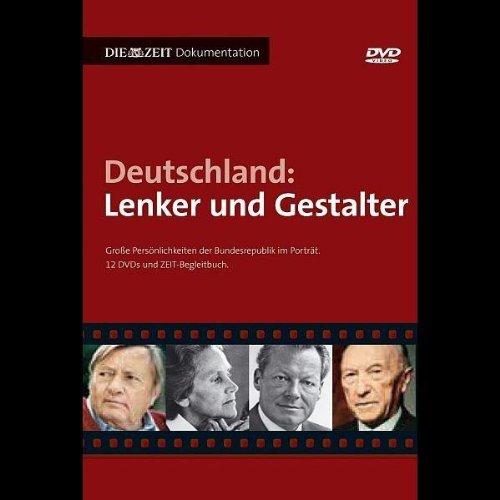 DVD - Deutschland: Lenker und Gestalter (Die Zeit Dokumentation) (12-DVD SET)