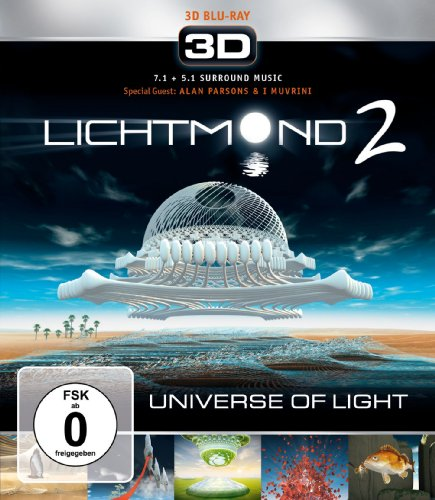 - Lichtmond 2 - Universe of Light 3D [Blu-ray]