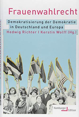 Richter, Hedwig - Frauenwahlrecht