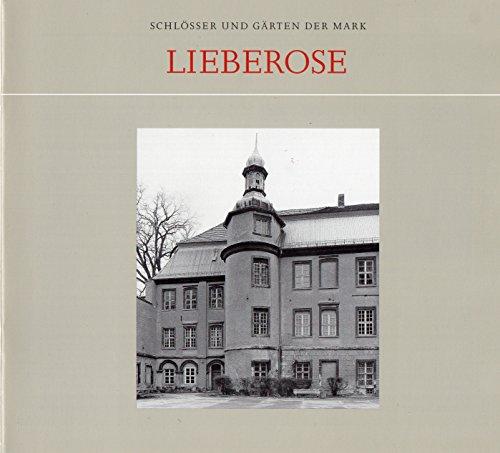 -- - Schlösser und Gärten der Mark - Lieberose