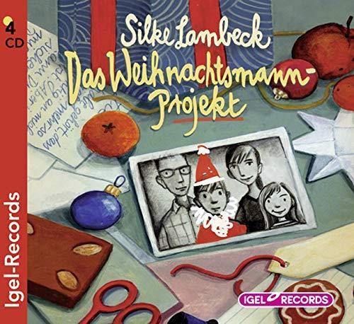 Lambeck , Silke - Das Weihnachtsmann-Projekt (Peter Kaempfe)