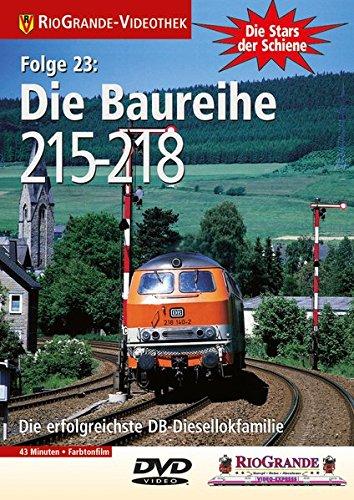 DVD - Die Baureihe 20145-218 (RioGrande-Videothek)