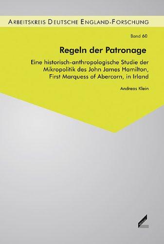 Klein, Andreas - Regeln der Patronage