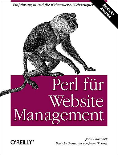 Callender, John - Perl für Website-Management