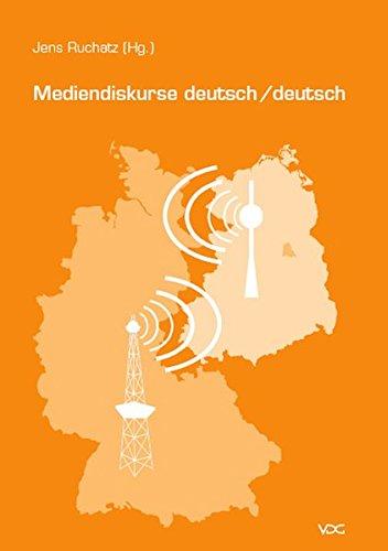 Ruchatz, Jens (HG) - Mediendiskurse deutsch / deutsch