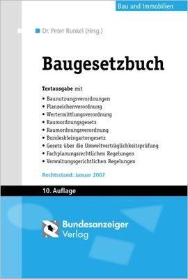 Runkel, Peter (HG) - Baugesetzbuch