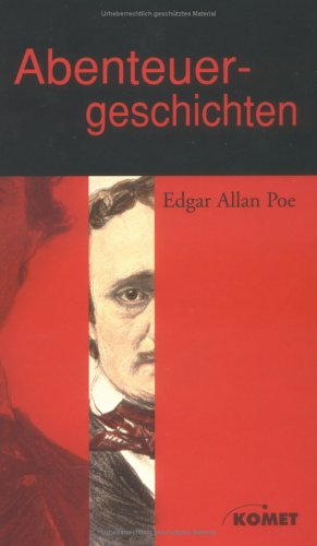 Poe, Edgar Allan - Abenteuergeschichten