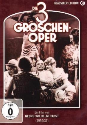 DVD - Die 3 Groschen-Oper (Film 1930/31 - Georg Wilhelm Pabst)