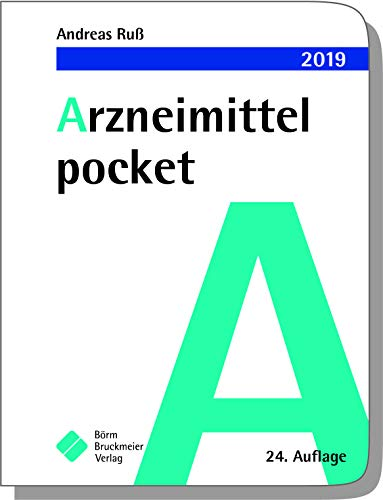 Ruß, Andreas - Arzneimittel pocket 2019 (pockets)