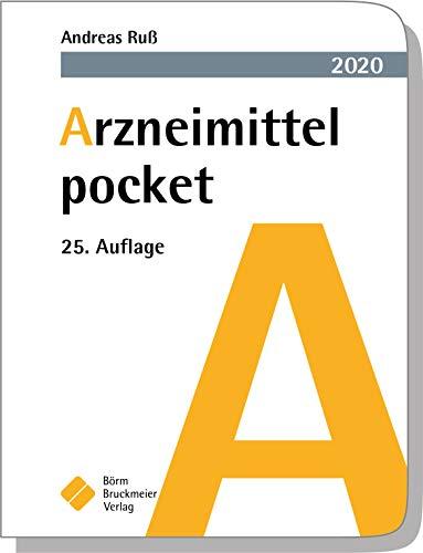 Ruß, Andreas - Arzneimittel pocket 2020 (pockets)